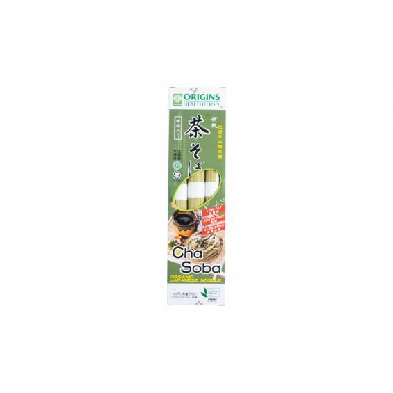 CHA-SOBA ORGANIC JAPANESE NOODLE