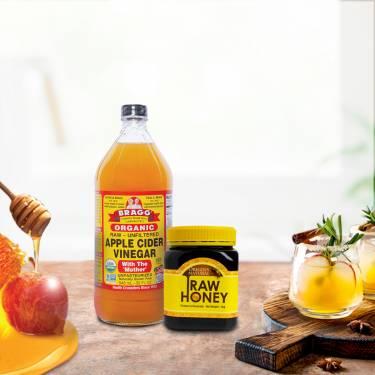 Organic Mocktail Refresher